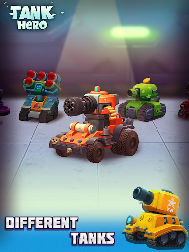 Tank Hero - Fun and addicting game apkdebit screenshots 7