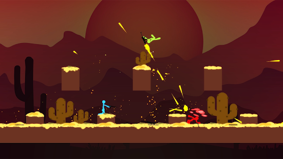Stickfight: Legend of Survival Screenshot