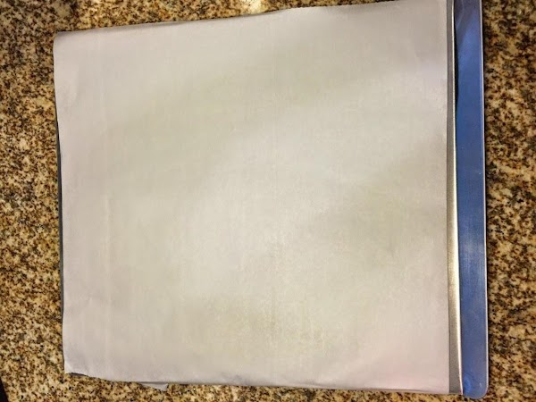 Prepare a baking sheet(s) with non stick spray, or line with parchment paper.