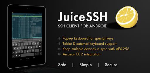 JuiceSSH - SSH Client - Apps on Google Play