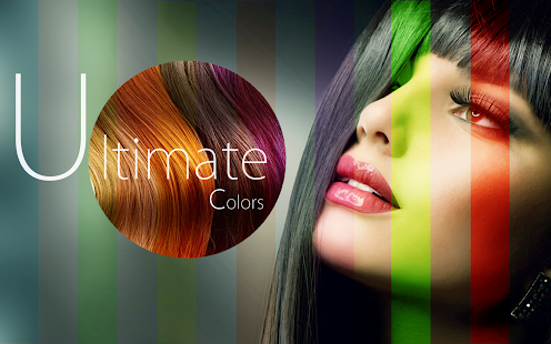 Hair Color Changer Ultimate Android Apps On Google Play - Hair colour editor download