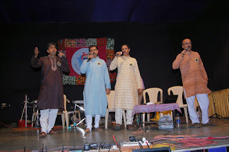 Photo: Manoj, Sharad, Dr. Inamdar, Uday