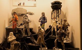Coleccionismo de 'Star Wars' en el Museo de Almería