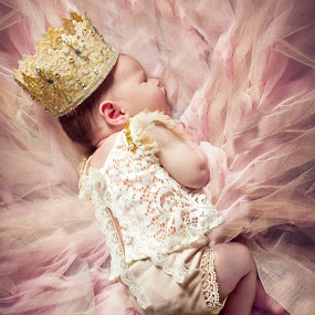 Sleeping Beauty by Lyndie Pavier - Babies & Children Babies