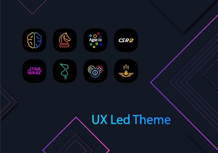 UX Led - Icon Pack Free 3.2