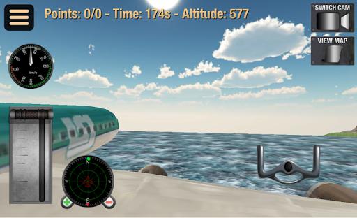 simulator penerbangan: pesawat 1.32 screenshots 8