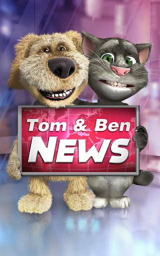 Talking Tom & Ben News screenshot 11