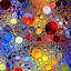 Psychedelic Revolution by Ramakant Sharda - Abstract Patterns ( beautiful, art, wallpaper, colourful )