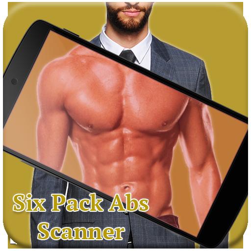 Six Pack Abs Scanner Prank