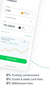 Uphold: buy and sell Bitcoin 2