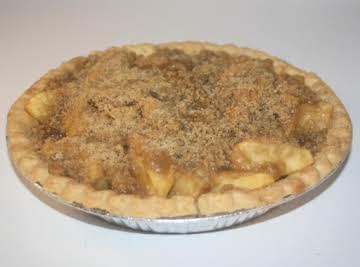 Ghee's Old-Fashioned Apple Pie