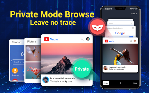 Browser for Android 1.9.1 Screenshots 11