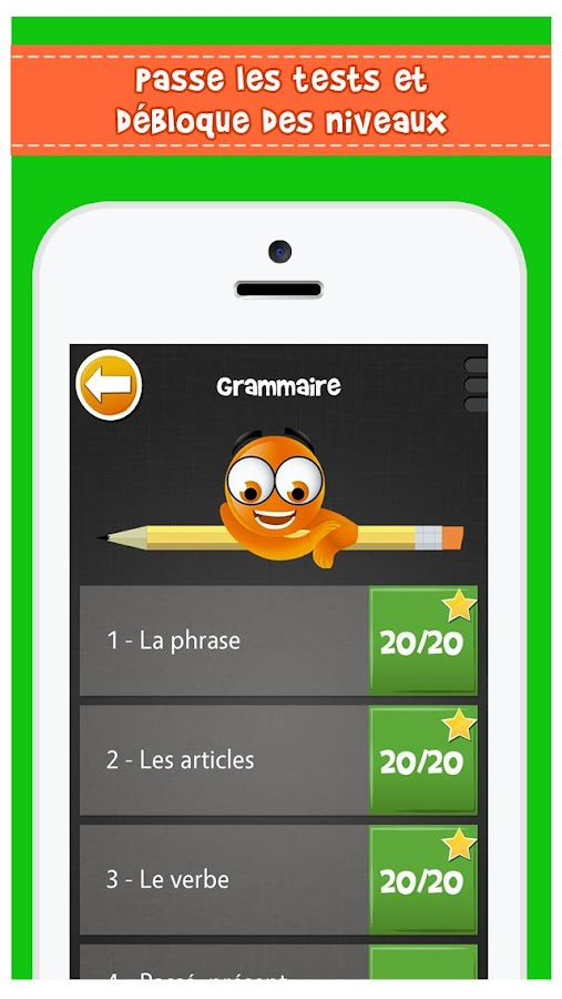 iTooch Français CP- screenshot