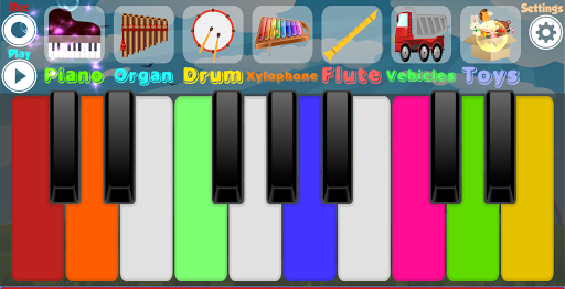 Kids Piano 1.10 screenshots 4