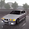 Classic Car Drive Parking Game : 3D Free Car Games icon