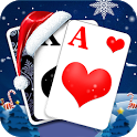 Solitaire - Brain Training, Themes, Wallpapers icon