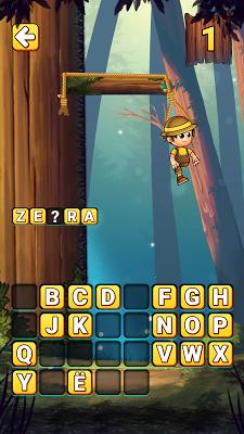 Hangman (Dutch) - screenshot