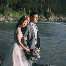 Wedding photographer Kseniya Romanova (romanova). Photo of 09.09.2017