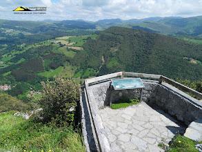 Photo: Mirador de AJa. Cantabria.
