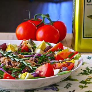 Niçoise Salad (Salada Nissarda)