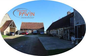maison à Ourouer-les-Bourdelins (18)