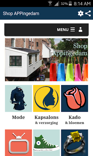 Shop APPingedam