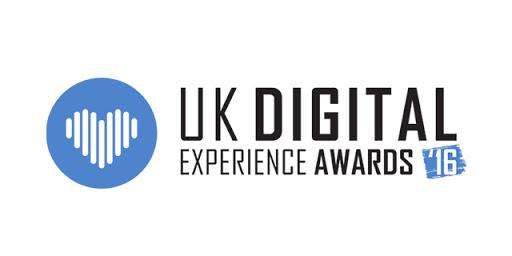 UK Digital Experience Awards, Digital CX Innovation & Creative Thinking, United Kingdom, 2016