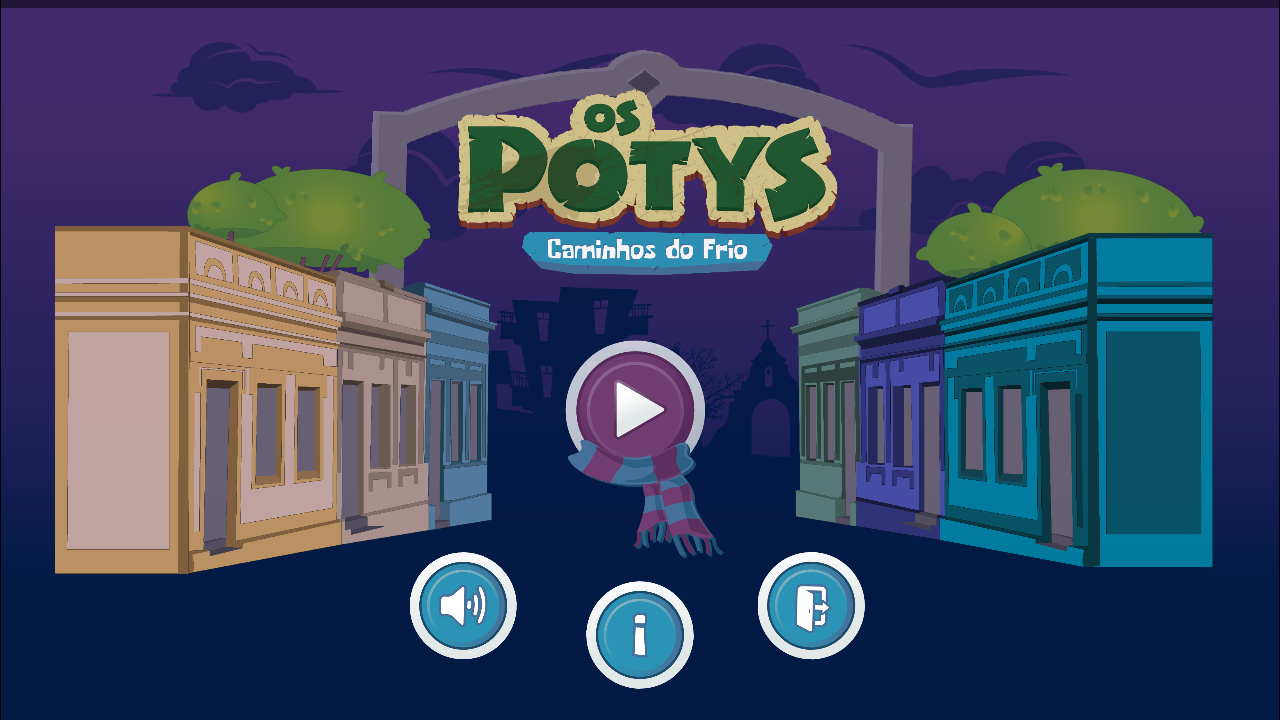 Os Potys no Caminhos do Frio- screenshot