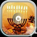 Hanukkah Lock Screen icon