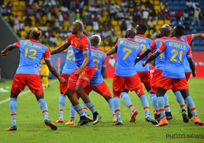 De selectie van Congo telt heel wat (oude) bekenden uit de Jupiler Pro League