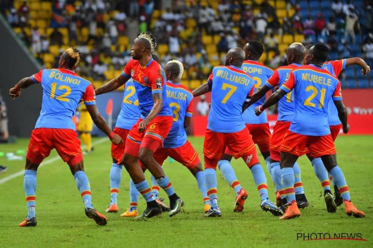 Sept joueurs bien connus en Jupiler Pro League font partie de la sélection congolaise pour la CAN