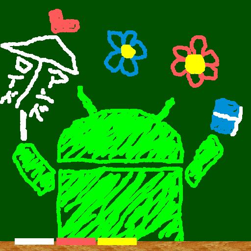 Drawing blackboard