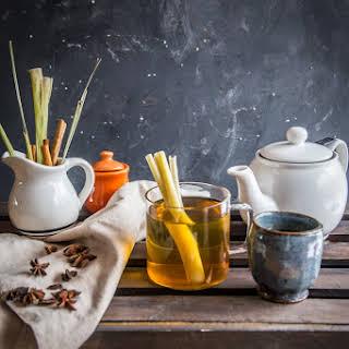 Lemongrass Spiced Tea.
