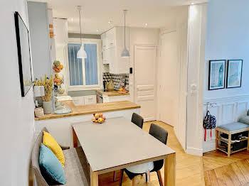 Appartement 3 pièces 62,57 m2