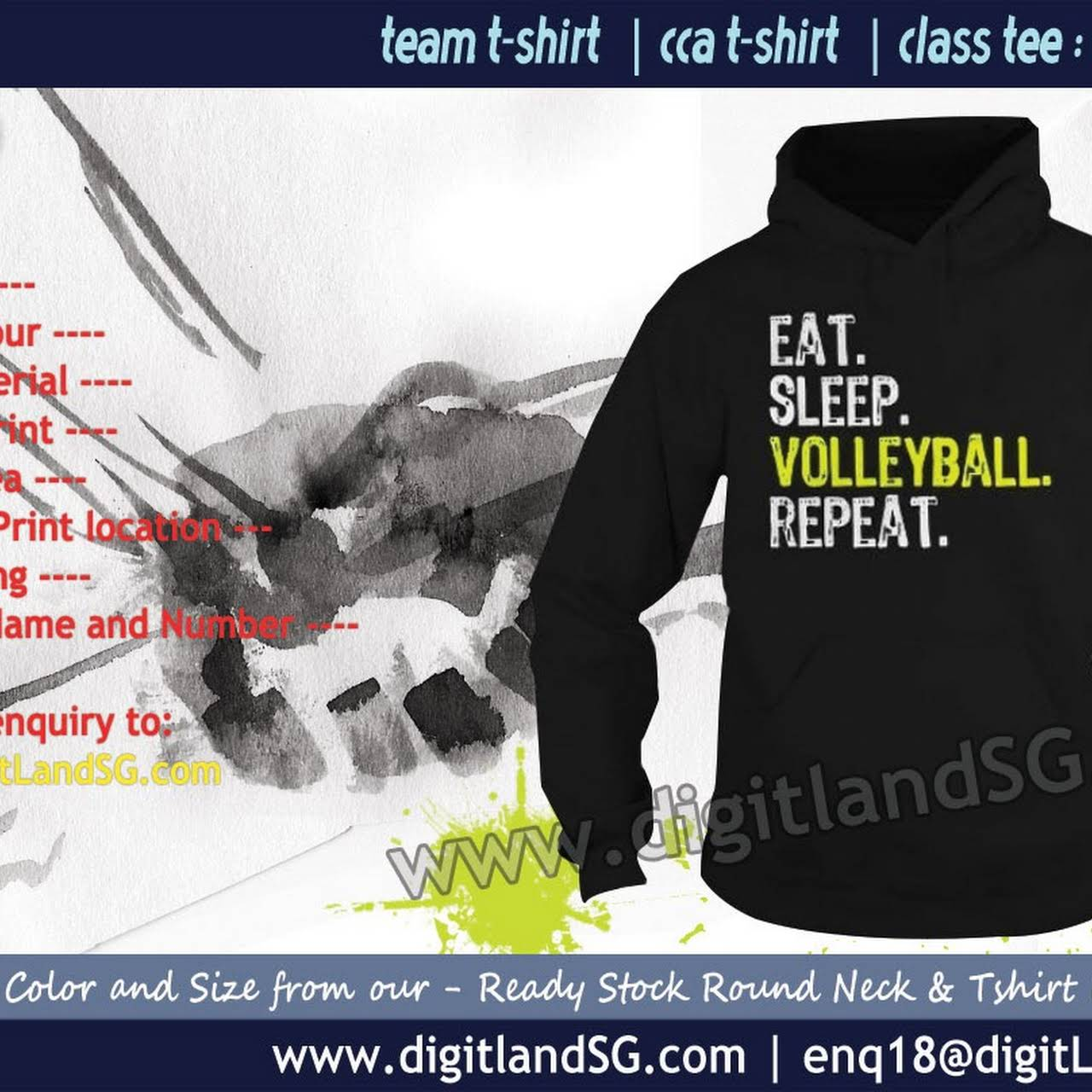 T Shirt Importers In Singapore – EDGE Engineering and