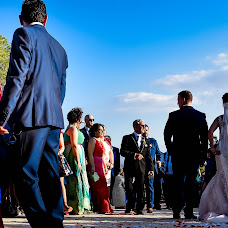 Wedding photographer Eduardo Blanco (Eduardoblancofot). Photo of 27.09.2018