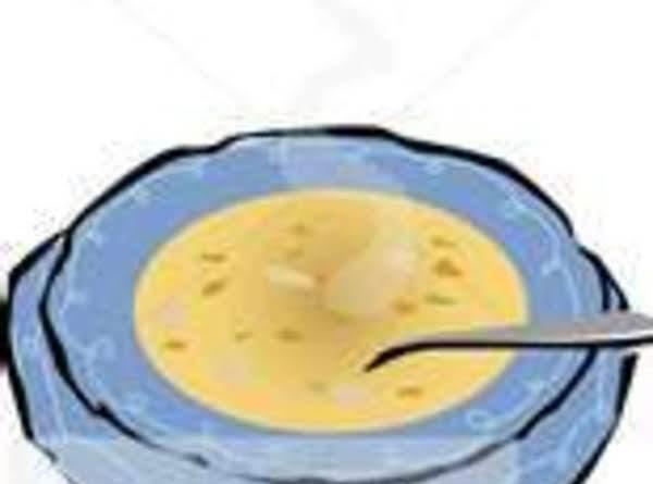 Chive Potato Soup