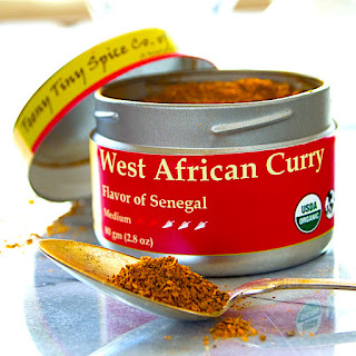 The Hirshon West African Curry Powder.