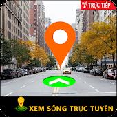 Tải GPS Trực tiếp đường phố Lượt xem miễn phí