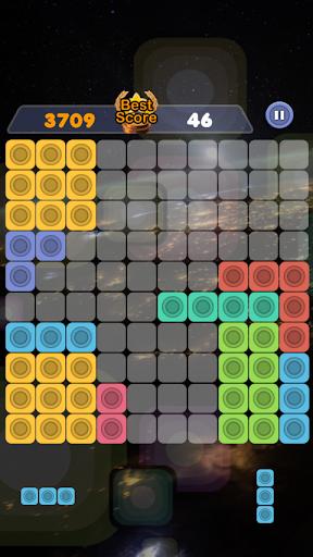 ブロックパズル1:レンガパズル