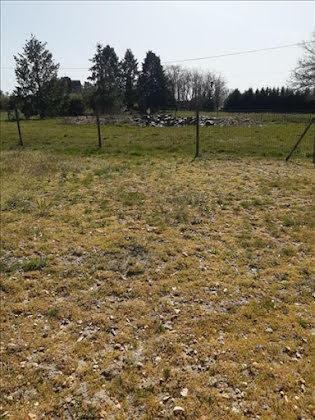 Vente terrain 1324 m2