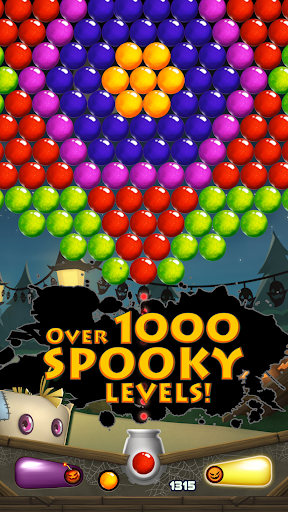 玩免費街機APP|下載Bubble Shooter Halloween app不用錢|硬是要APP