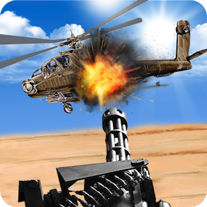Heli Shootdown Defence Gunship for PC and MAC