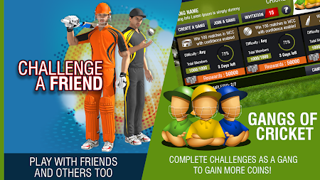 World Cricket Championship 2 1.2 screenshot 175642