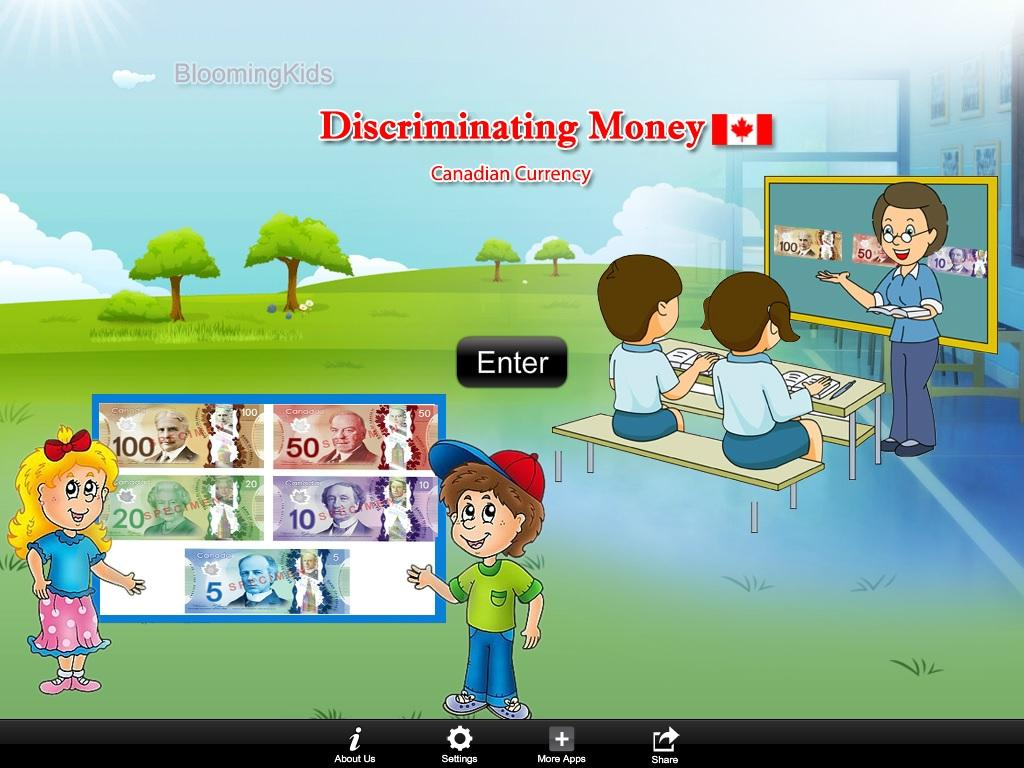 CAD Discriminating Money Lite- screenshot