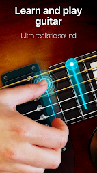 Guitar - play music games, pro tabs and chords! APK screenshot thumbnail 1