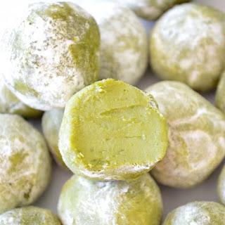 Matcha Green Tea Truffles