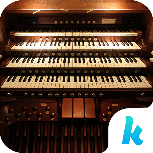 Organ Sound for Kika Keyboard Icon