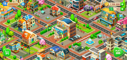 Merge train town! (Merge Games) 1.1.19 screenshots 6