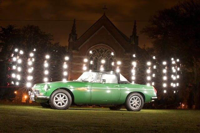 MG B Roadster Hire Deal